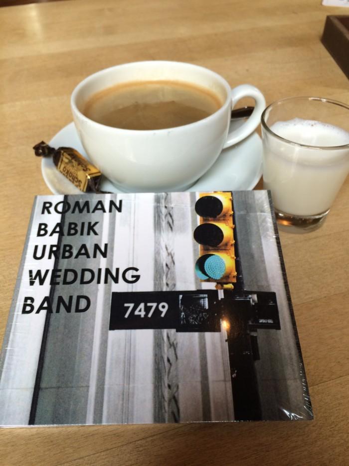 Urban Wedding Band CD 7479